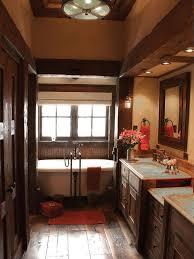 rustic bathroom decor ideas pictures