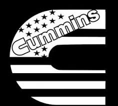 Diesel Truck Cummins Flag Logo Vinyl Decal Window Sticker Decal Flag Ebay