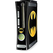 Video Game Consoles Accessories Batman Logo Vinyl Decal Skin For Your Xbox 360 Wireless Controller Dc Comics Batman Xbox 360 Wireless Controller Skin Electronics Accessories