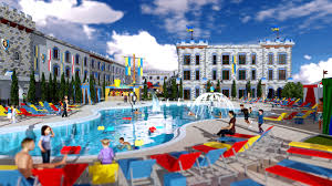 the all new legoland castle hotel is a