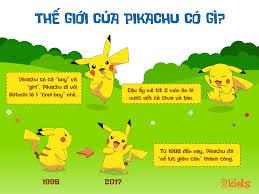 Những bí mật thú vị của Pikachu, bạn có biết?
