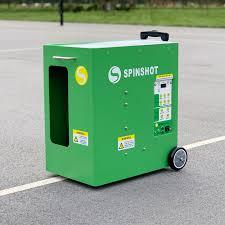 1) Spinshot Plus Tennis Ball Machine ...