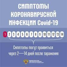 Минздрав России - Симптомы коронавируса похожи на обычный ...