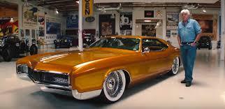 Custom 1966 Buick Riviera stops by Jay Leno's Garage