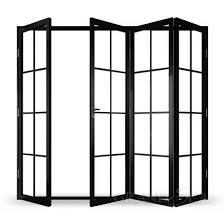 sound insulation aluminum bifold door