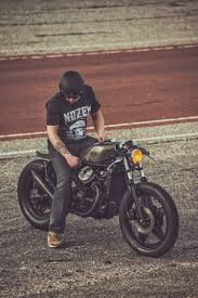 build the perfect honda cafe racer