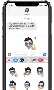 Use Stickers With Imessage On Your Iphone Ipad And Ipod Touch Apple Support