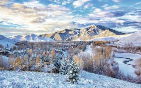 the best places for winter vacation in