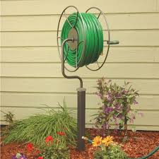swivel hose reel post mount from