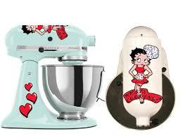 Betty Boop Chef Decal Set Azvinylworks