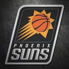 Sticker Nba Phoenix Suns Shield Muraldecal Com
