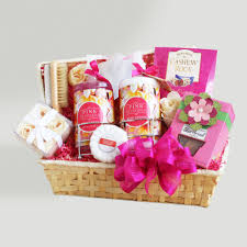 spa gift baskets delivery best decor