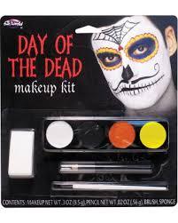 dead mustache man makeup for
