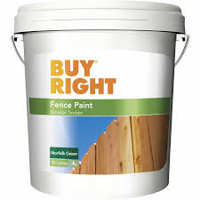 Buy Right Exterior Fence Paint Timber Fences Mitre 10
