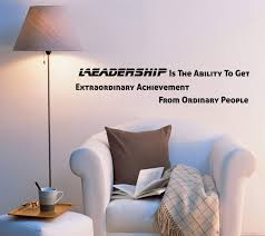 Wall Decal Leadership Quotes Wise Phrase Words Vinyl Sticker Ed1091 Wallstickers4you