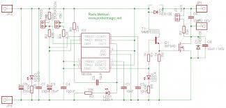 Electric Fence Diagram Electric Fence Circuit Diagram Fence Design