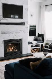 fireplace surround hide tv wires