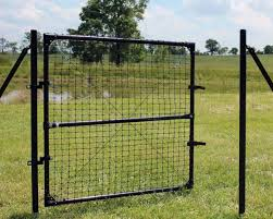 4 H X 4 W Dog Fence Access Gate Easypetfence