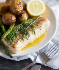 Pan Fried Cod (with video)