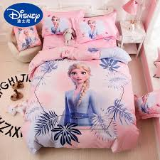 frozen anna elsa bedding set twin queen