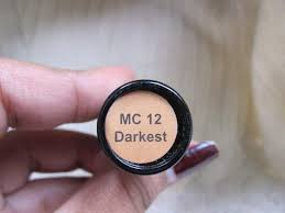 matte effect cover and conceal mc 12