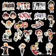 2020 Mixed Car Stickers Volleyball Boys For Skateboard Laptop Helmet Stickers Pad Bicycle Bike Motorcycle Ps4 Phone Notebook Decal Pvc From Cindyyyyy 1 72 Dhgate Com