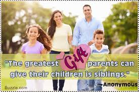 wonderful quotes and sayings about the love of siblings