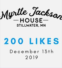 Myrtle Jackson House - Home | Facebook