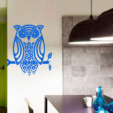 New Arrival Cute Owl Wall Decal Vinyl Art Sticker Waterproof Home Decor Kitchen Wall Murals Decals Wall Decals Wall Art From Onlinegame 12 65 Dhgate Com