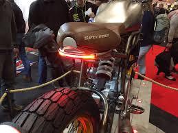 tail rear integrated indicator brake