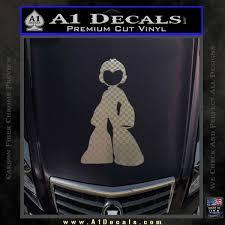 Megaman Tall D1 Decal Sticker Mega Man A1 Decals