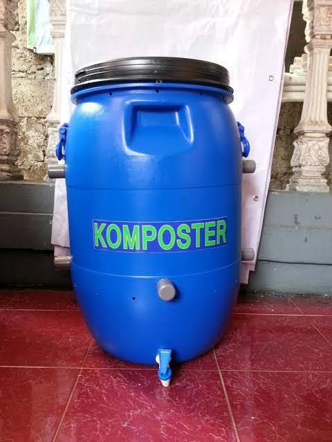 """Hasil gambar untuk tong komposter"""""""