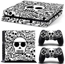 Pvc Protection Decal Skin Cover Sticker F0r Sony Ps4 Console With 2 Piece Sticker Controller Tn Ps4 1657 Duplus Price In Uae Amazon Uae Kanbkam