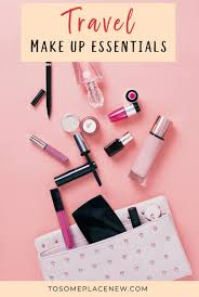 best travel makeup kit essentials for