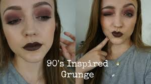easy grunge makeup tutorial you
