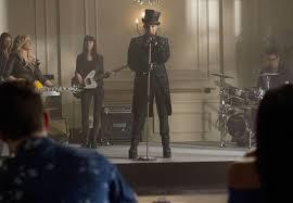 Adam Lambert Glee Spoilers Starchild First Look Photo