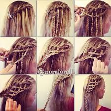 5 penteados com tranças passo a passo