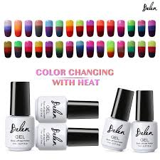color uv gel nail polish