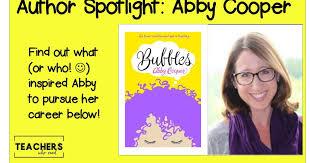 Teachers Who Read: Author Spotlight: Abby Cooper