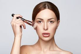 blend contour correctly for a sculpted face