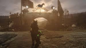 Fallout new vegas alternate start.