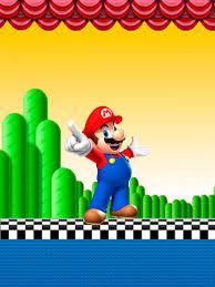 Super Mario Bros Etiquetas Gratis Para Candy Bar Ideas Y