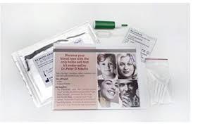 blood type test kit