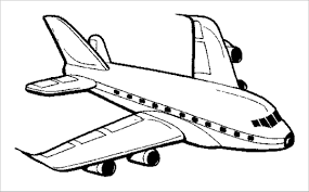 Tổng hợp các bức tranh tô màu máy bay đẹp nhất - Zicxa hình ảnh