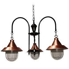 carea b copper industrial light fitting
