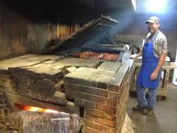 build brick bbq smoker fire pit
