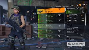 The Division 2 best weapons, damage ...