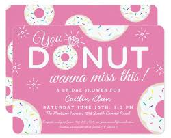 bridal shower invitations wording ideas