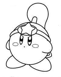 Gratis Afdrukbare Kirby Kleurplaten Voor Kinderen
