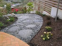 garden paving ideas stone design